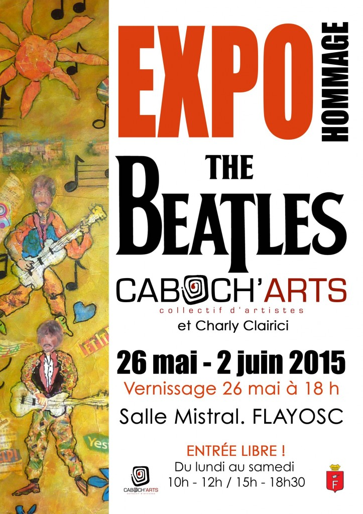 expo Beatles