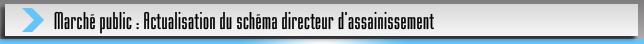 BANDEAU TITRE MARCHé 2