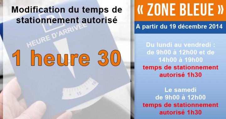 Zone bleue - modif