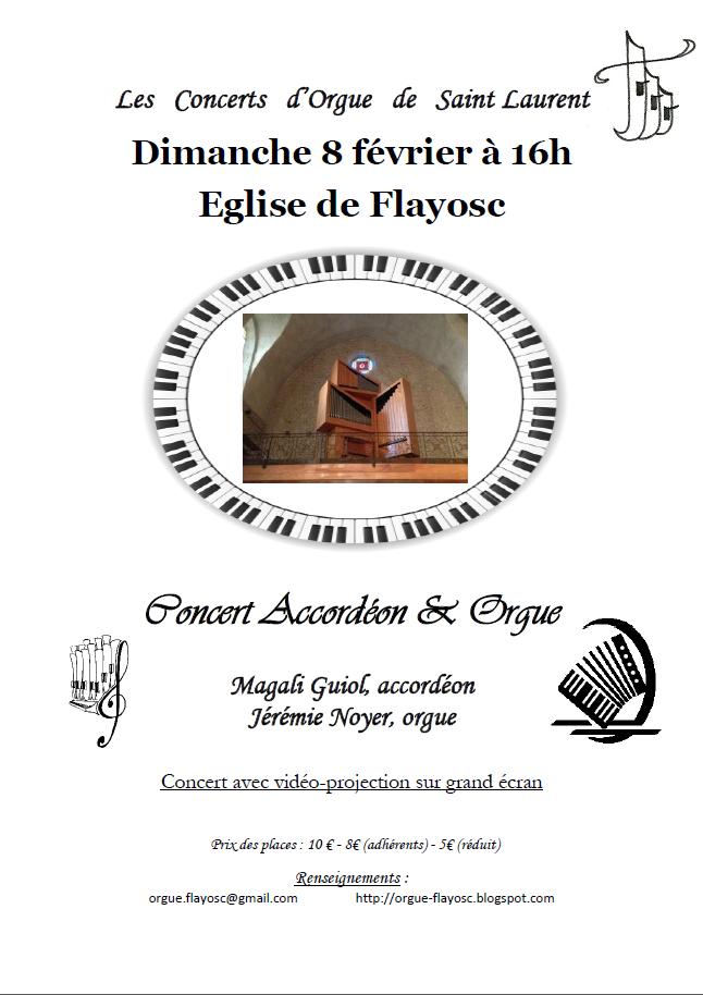 concert orgue et accord on ville de flayosc premi re porte du haut var paca 83780. Black Bedroom Furniture Sets. Home Design Ideas