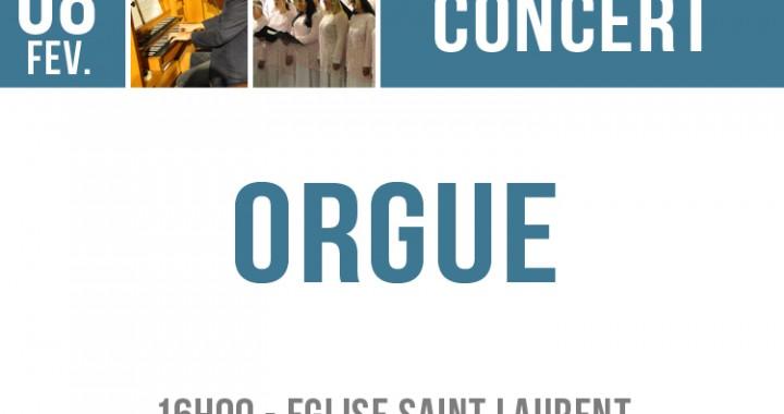 concert - orgue