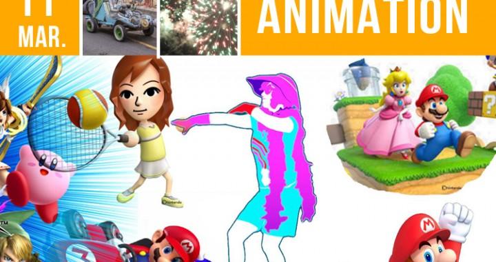 animation - média