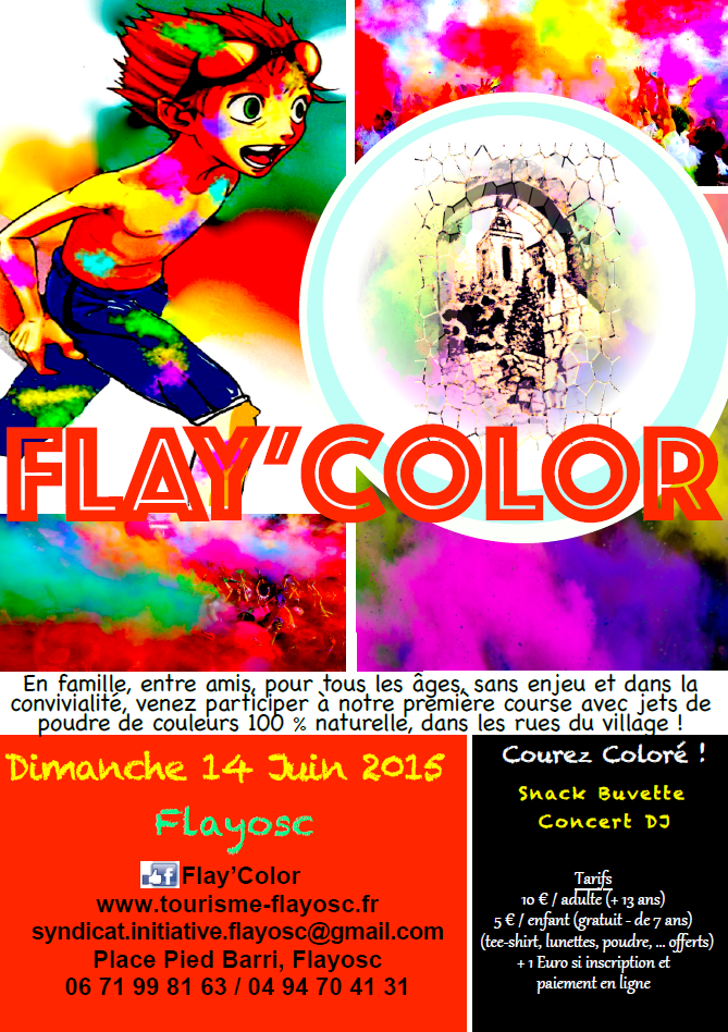 flay color