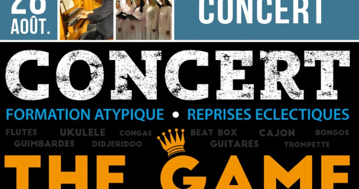concert - the game