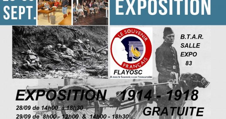 Expo - souvenir francais