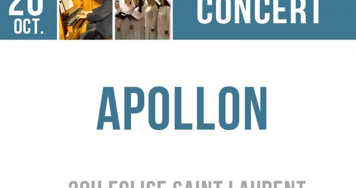 concert - appollon