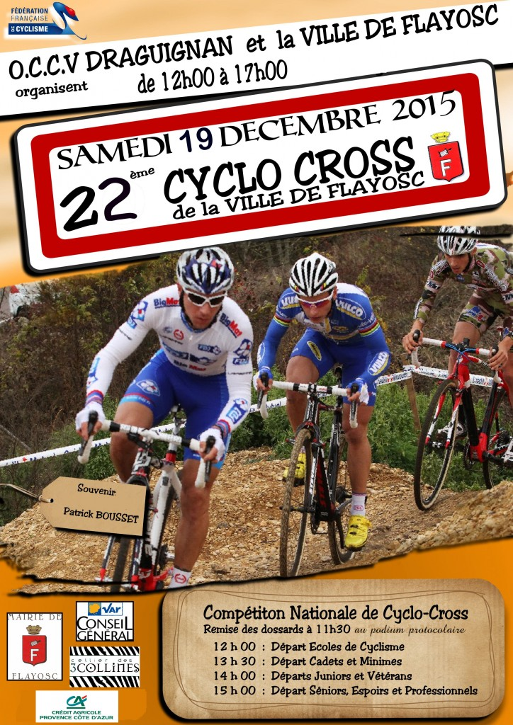 20ème Cyclo Cross 2015