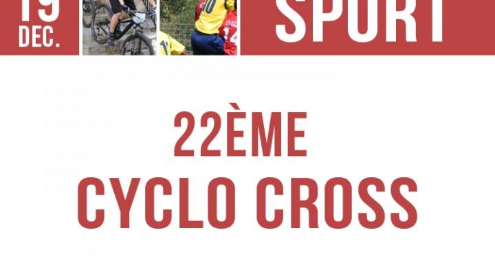 22 cyclo cross