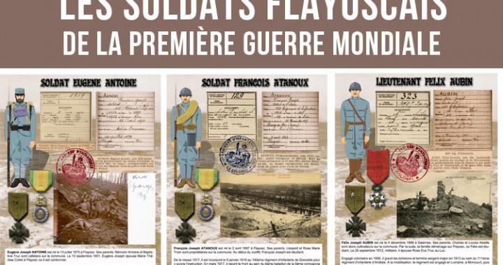 soldats flayoscais