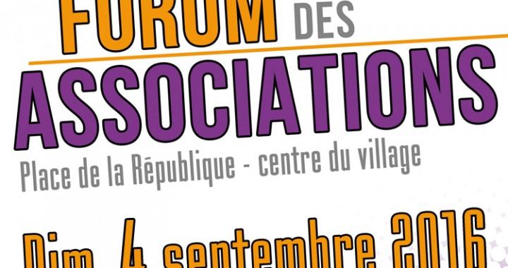 Forum des asso 2016