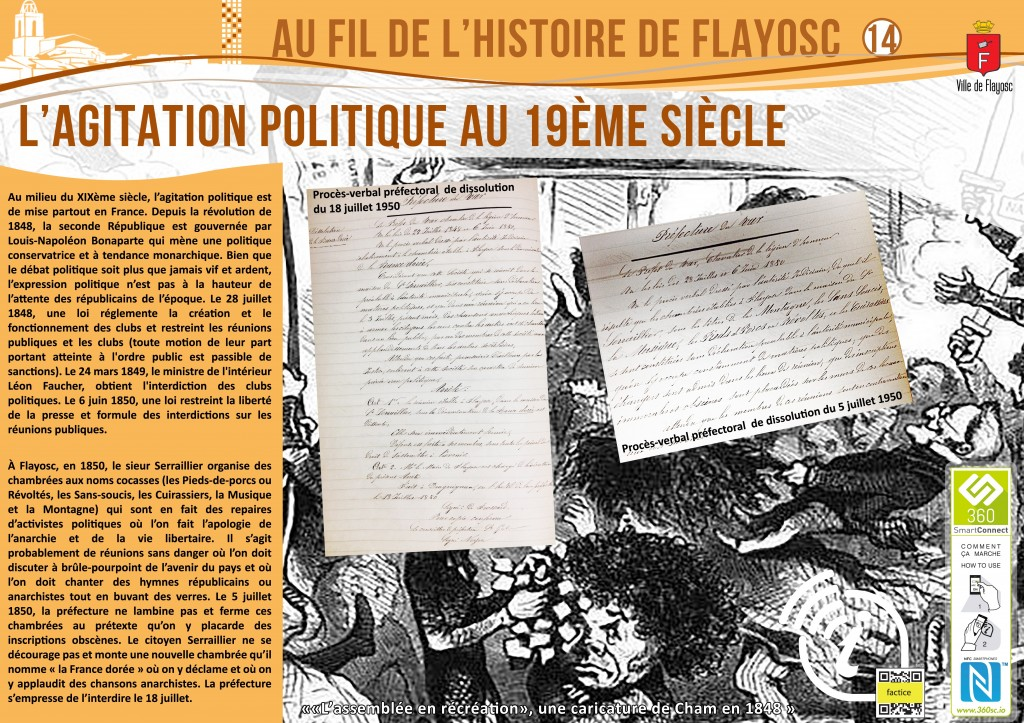 14 Agitation politique 19esiècle