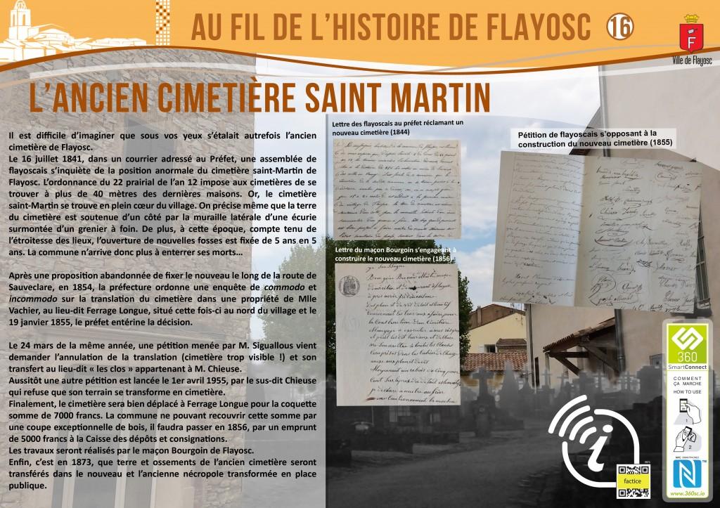 16 Cimetière saint martin