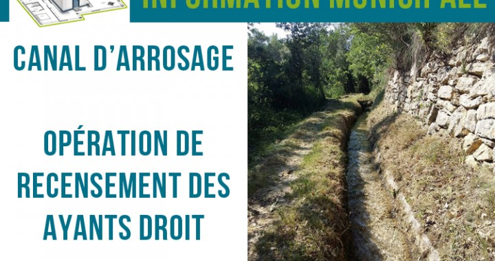 canal-darrosage