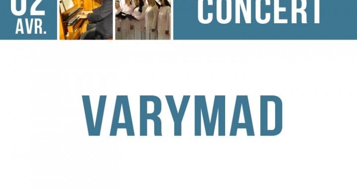 concert varymad