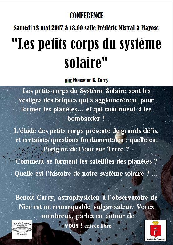 conf astronomie