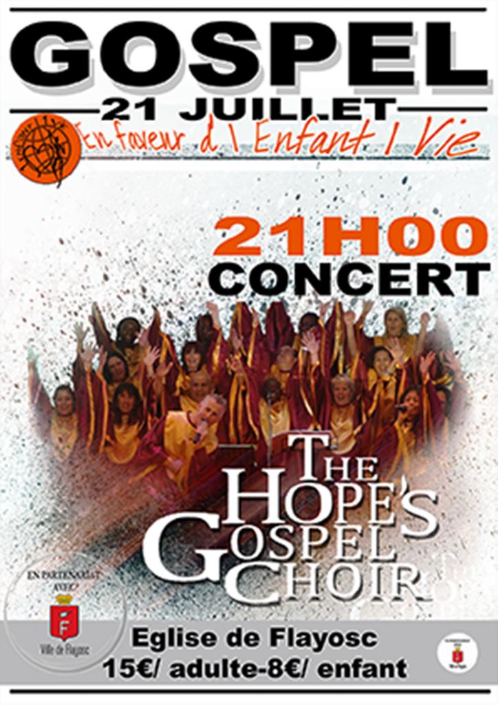 Affiche Gospel 21juillet2017 FD