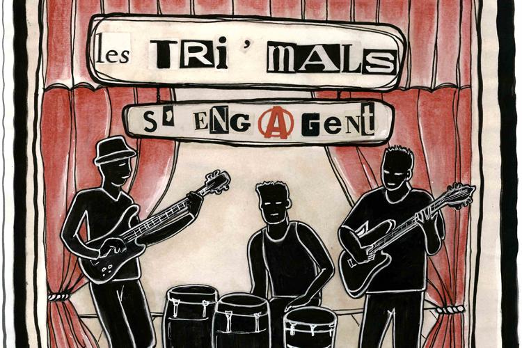 Concert les Tri'Mals
