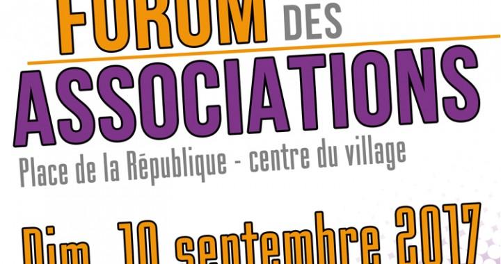 Forum des asso 2017