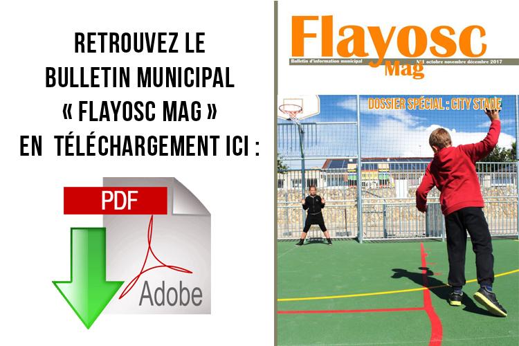 Votre bulletin municipal nouvelle formule disponible en téléchargement !