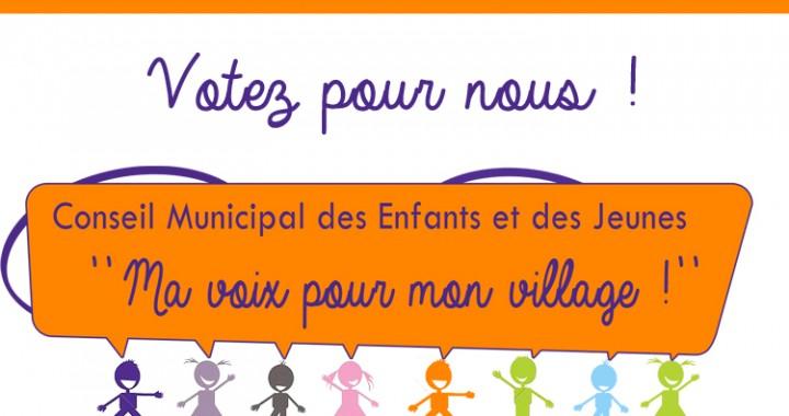 Conseil Municipal des Enfants et des Jeunes