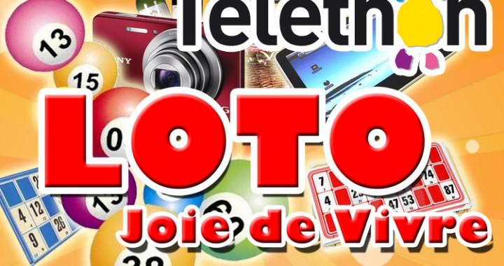 Loto JDV téléthon