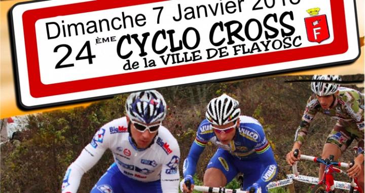 cyclo cross 2018