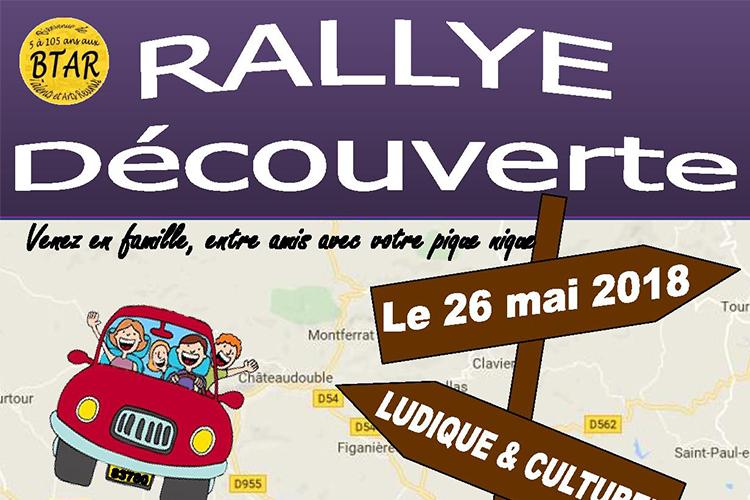 Rallye découverte de 5 villages de Provence