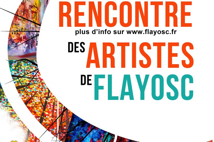 Rencontre des Artistes : Nouvelle formule pour l'édition 2018