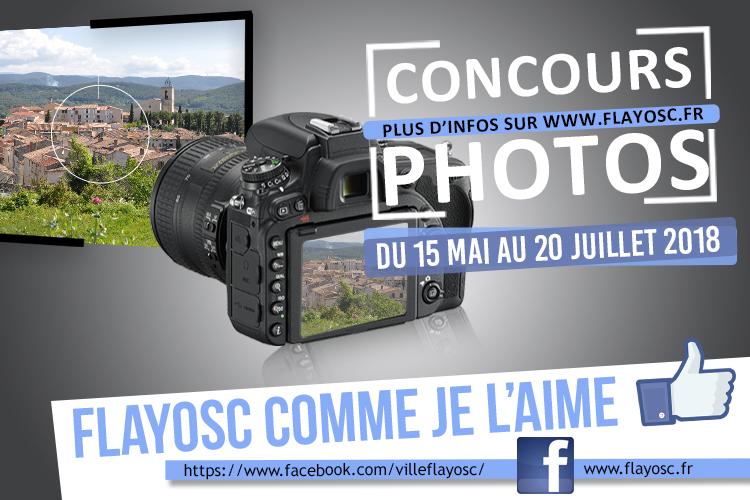 Concours Photos «Flayosc comme je l'aime»