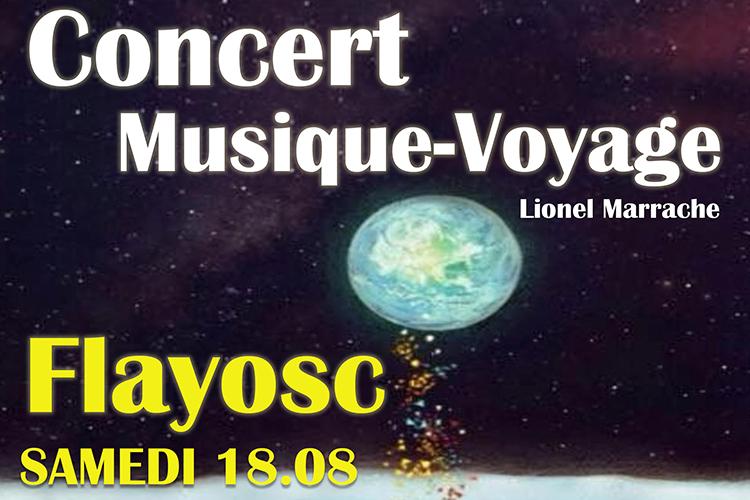 Concert Musique Voyage