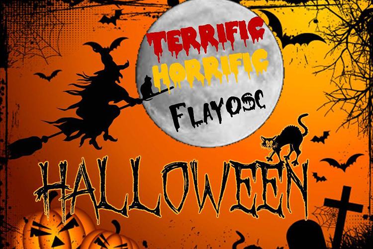Halloween à Flayosc