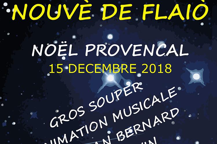 Soirée de Noël Provençal
