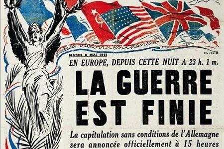 8 mai 1945 – entretenir le souvenir