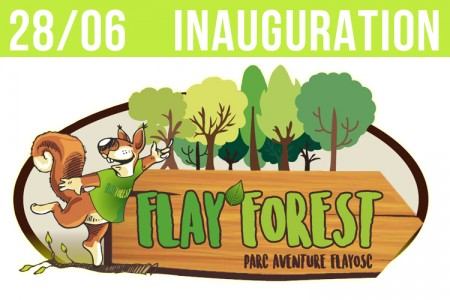 inauguration flay forest