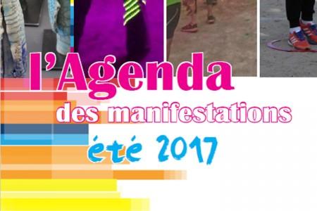 programme des manifs été 2017