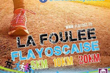 projet foulee flayoscaise 2020