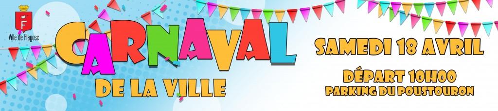 banderole carnaval