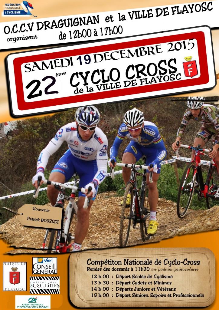 20ème Cyclo Cross 2015