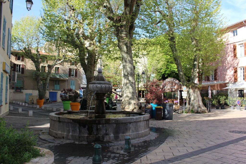 Fontaine de la Place de la République