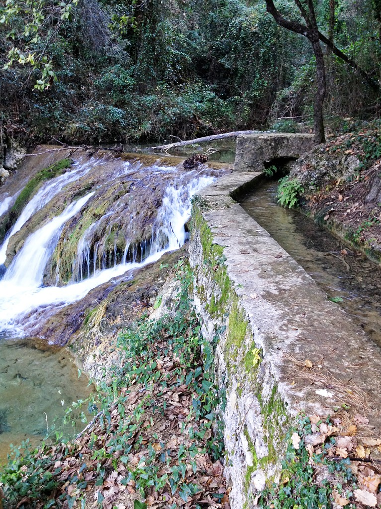 Prise d'eau à la Florieye