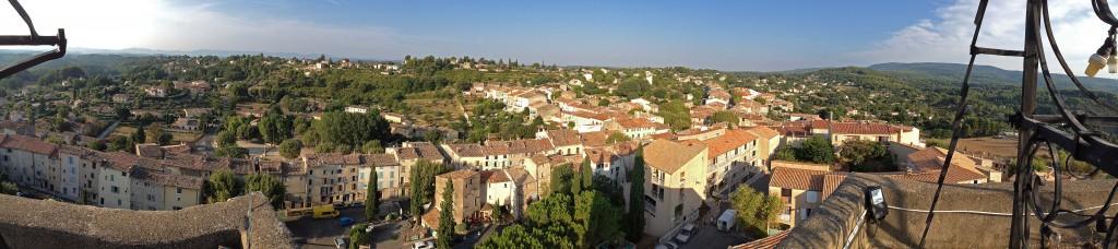vue village ouest
