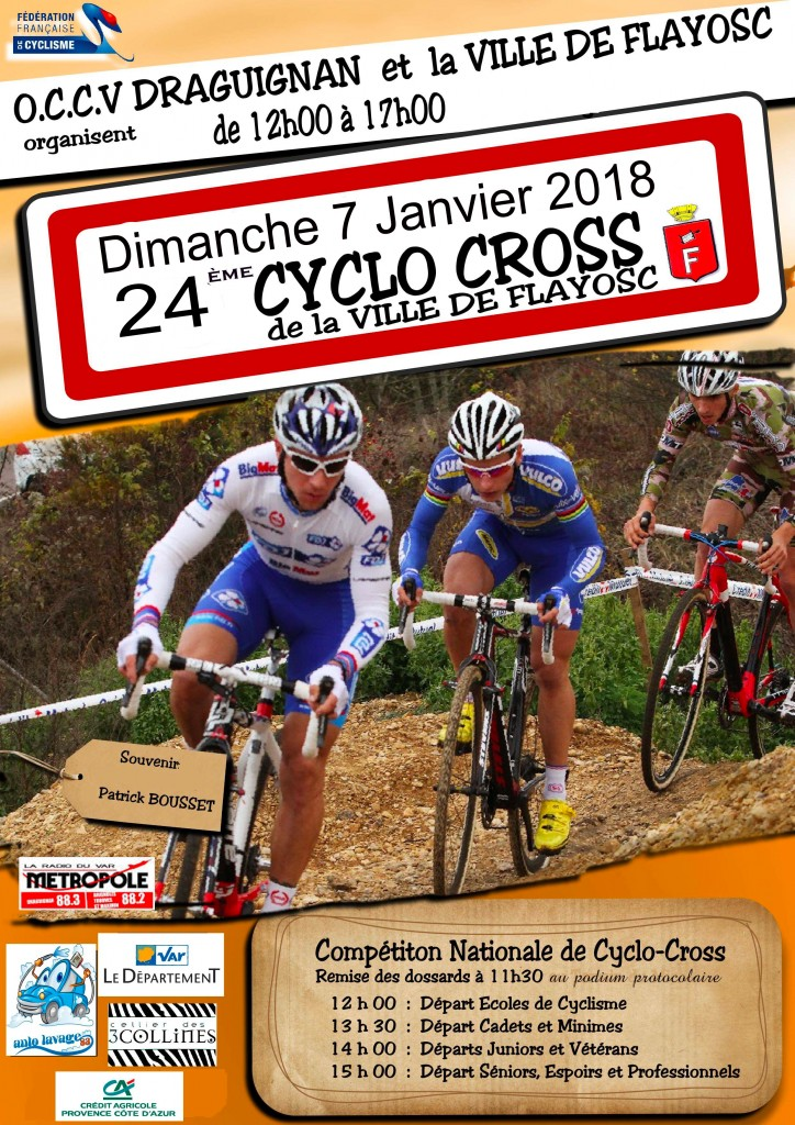 24-me Cyclo Cross 2018