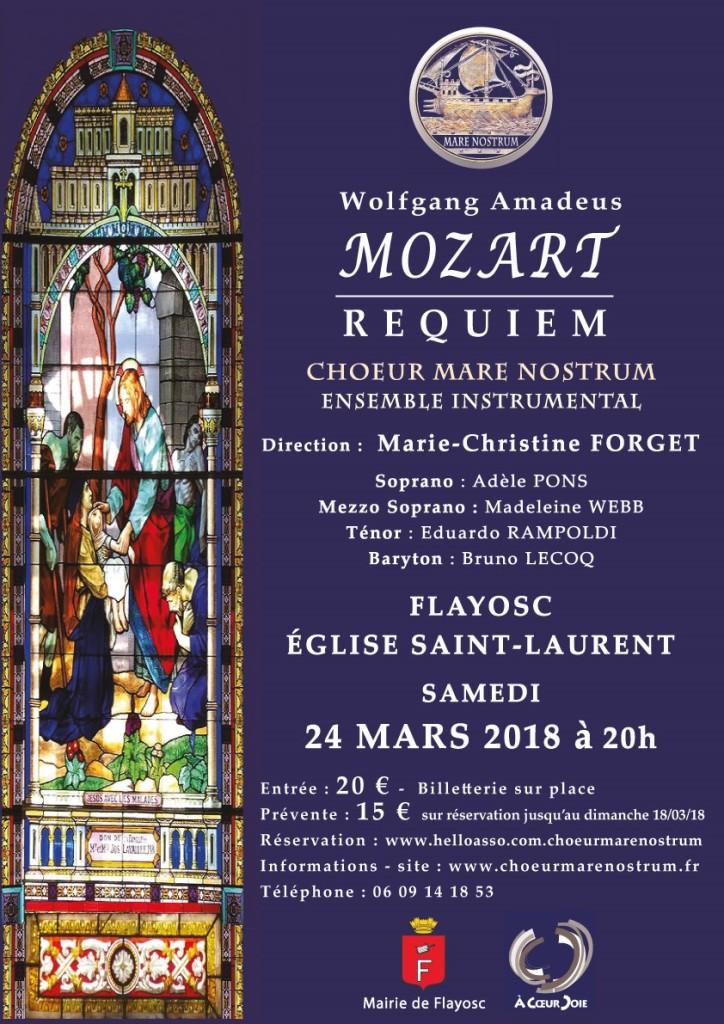 Affiche concert du 24 mars 2018
