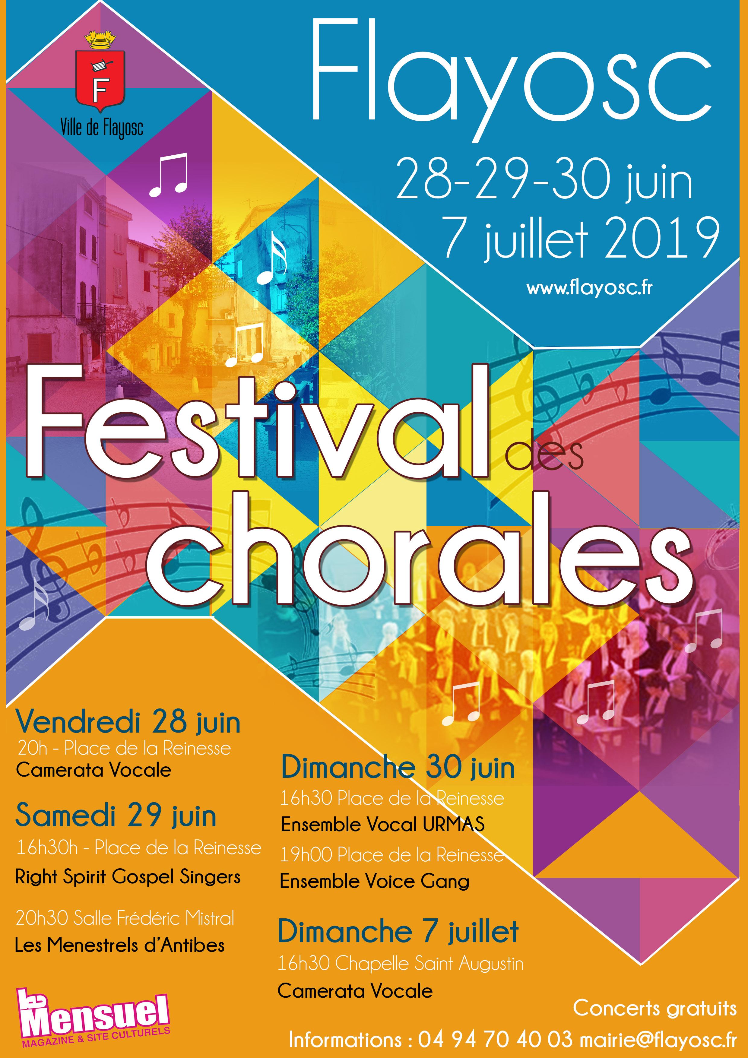 Festival des chorales