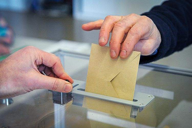 Elections municipales : déclarations de candidature aujourd'hui et mardi